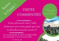 VISITES COMMENTÉES AU CHATEAU DE PUILAURENS