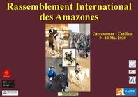 9ÈME RASSEMBLEMENT INTERNATIONAL DES AMAZONES