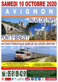 LE TRAIN HISTORIQUE DE TOULOUSE