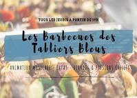 LES BARBECUES DES TABLIERS BLEUS
