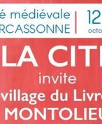 LA CITÉ INVITE LE VILLAGE DU LIVRE DE MONTOLIEU