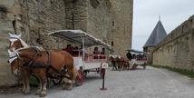 LES CALECHES DE LA CITE - Carcassonne