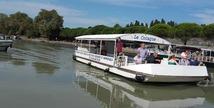 BATEAU PROMENADE - LE COCAGNE - Carcassonne