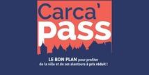CARCA PASS - Carcassonne