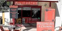 LA PIZZA DES 4 CHEMINS - Carcassonne