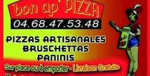 BONAP PIZZA - Carcassonne