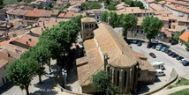 EGLISE SAINT GIMER - Carcassonne