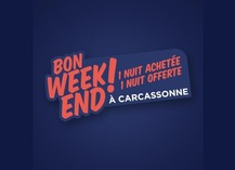 BON WEEKEND A CARCASSONNE - Carcassonne