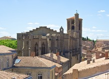 CATHEDRALE SAINT MICHEL - Carcassonne