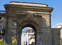 PORTAIL DES JACOBINS - Carcassonne