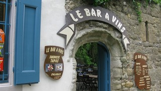 LE BAR A VINS - CARCASSONNE