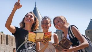 Box Chasse au trésor - Carcassonne