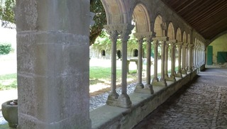 Abbaye de villelongue - Villelongue-d'Aude