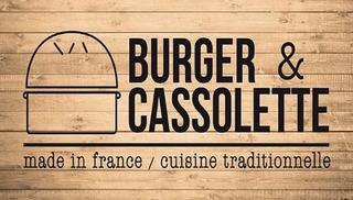 BURGER ET CASSOLETTE - Carcassonne
