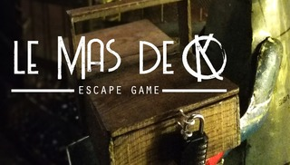 LE MAS DE K - ESCAPE GAME - Carcassonne