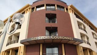 RESTAURANT PANORAMIQUE LES TROIS COURONNES - Carcassonne