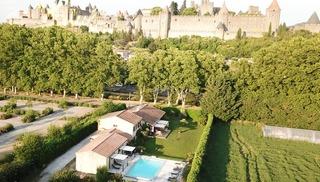 LES PALMIERS DE LA CITE - Carcassonne