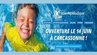 POLE AQUALUDIQUE CARCASSONNE - Carcassonne