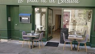 LA TABLE DE LA BASTIDE - Carcassonne