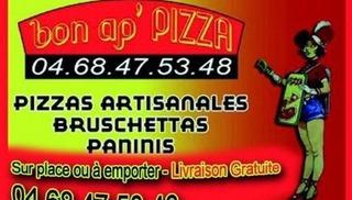 BONAP PIZZA - Carcassonne