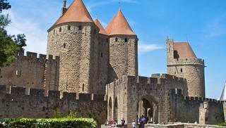 LA PORTE NARBONNAISE - Carcassonne