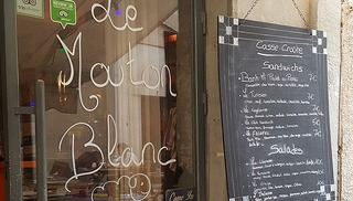 LE MOUTON BLANC - Carcassonne