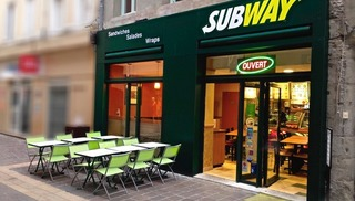 SUBWAY - Carcassonne