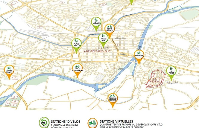 CYCLOlib 2 - Carcassonne