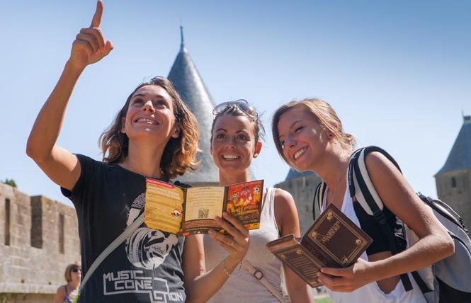Box Chasse au trésor 1 - Carcassonne