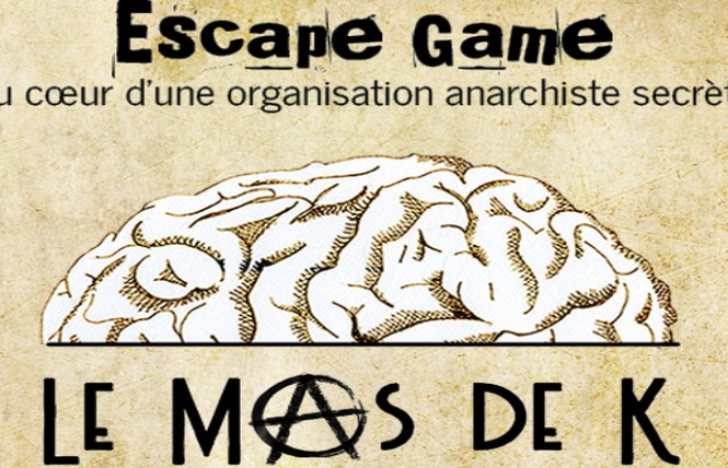 LE MAS DE K - ESCAPE GAME 2 - Carcassonne