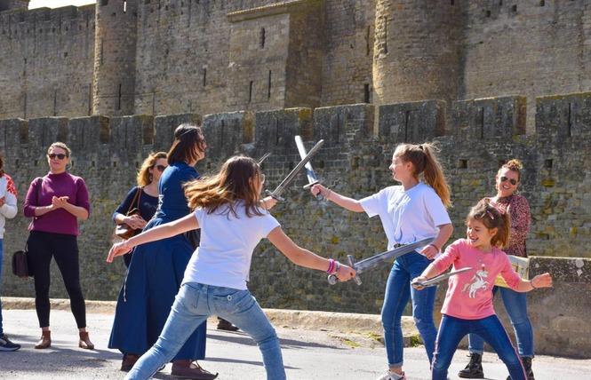 LES ANIMATIONS DU MOYEN-AGE 7 - Carcassonne