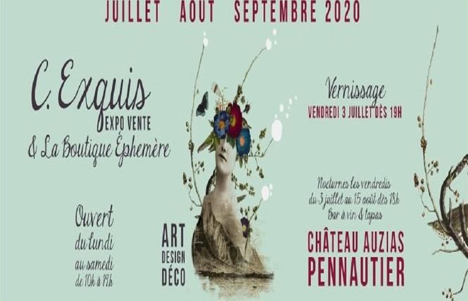NOCTURNES BY CHATEAU AUZIAS 3 - Carcassonne