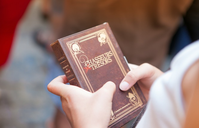 Box Chasse au trésor 2 - Carcassonne