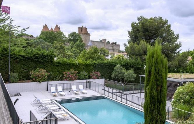 HOTEL MERCURE CARCASSONNE - LA CITE 3 - Carcassonne