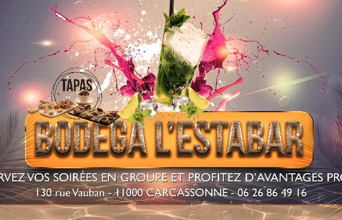 BODEGA L'ESTABAR 4 - Carcassonne