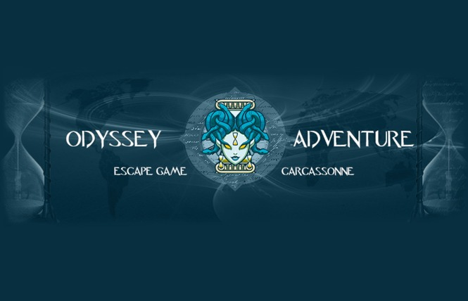 ODYSSEY ADVENTURE - ESCAPE GAME 1 - Carcassonne