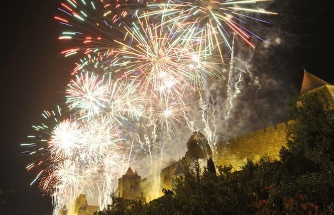 SOUS LES COURTINES MI PADRE 16 - Carcassonne