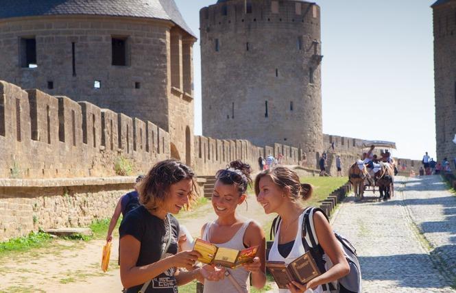 Box Chasse au trésor 3 - Carcassonne