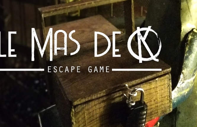 LE MAS DE K - ESCAPE GAME 1 - Carcassonne