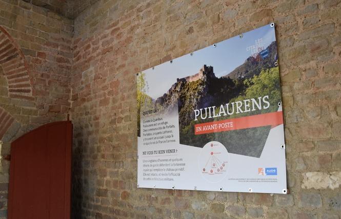 EXPO - LA CITÉ DE CARCASSONNE ET SES CHATEAUX SENTINELLES DE MONTAGNE 4 - Carcassonne