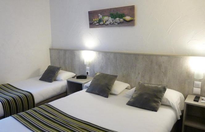 BRIT HOTEL BOSQUET 6 - Carcassonne