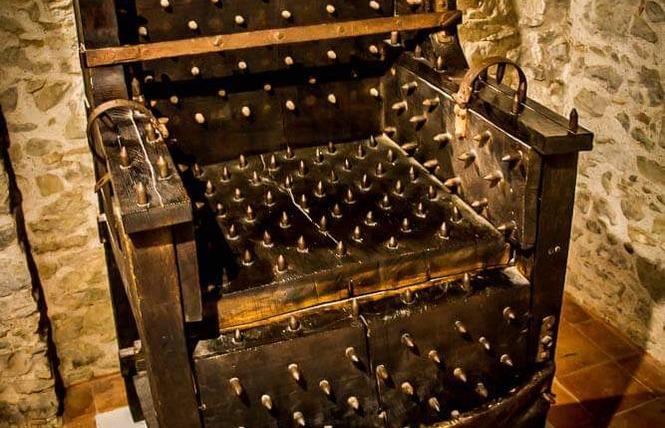 MUSÉE DE L'INQUISITION 3 - Carcassonne