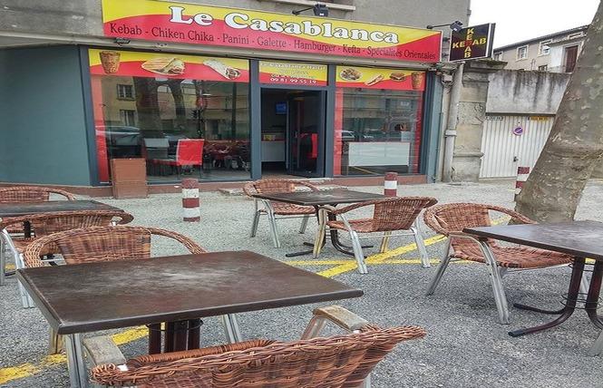 KEBAB LE CASABLANCA 1 - Carcassonne