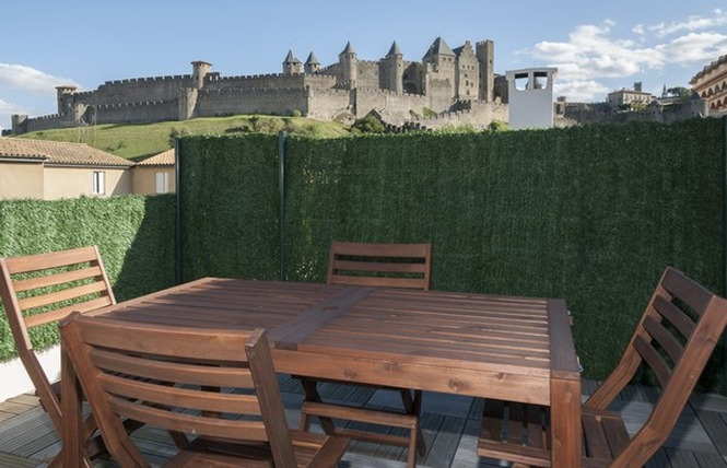 LA TERRASSE DE MARIE JEANNE 1 - Carcassonne