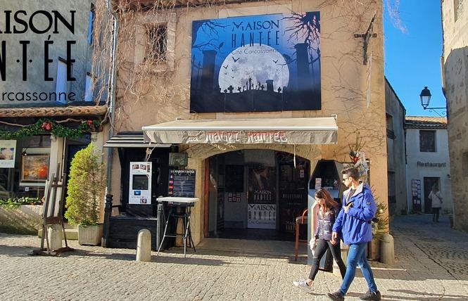 LA MAISON HANTÉE 2 - Carcassonne