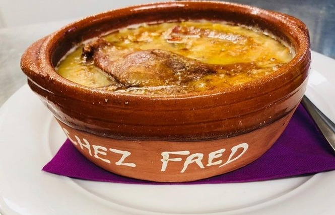 CHEZ FRED 10 - Carcassonne