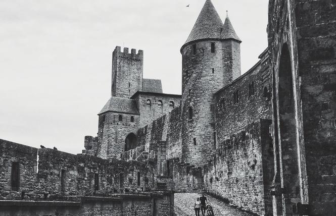 Visite guidée - Quand l'Histoire rencontre la légende - agence paysdoc.com 1 - Carcassonne