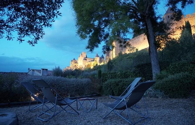 SOUS LES COURTINES MI PADRE 11 - Carcassonne