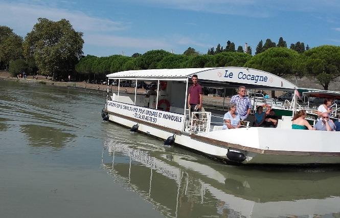 BATEAU PROMENADE - LE COCAGNE 1 - Carcassonne