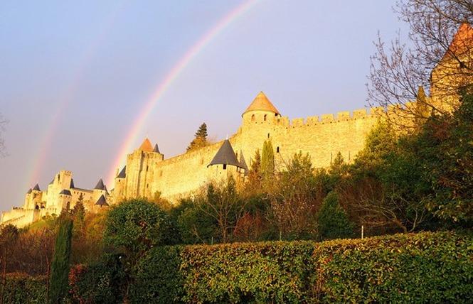 SOUS LES COURTINES MI PADRE 12 - Carcassonne